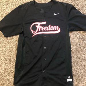 Nike Freedom Baseball Jersey